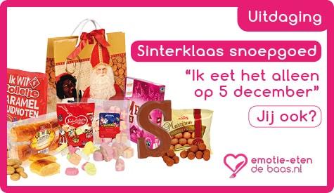 Sinterklaas uitdaging FB image