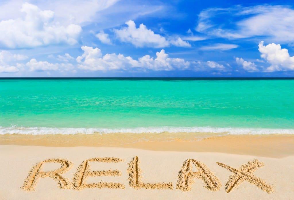 relax strand